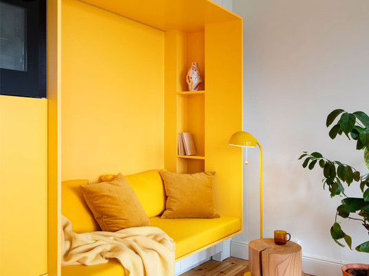 Удивительный пример современного шведского дома