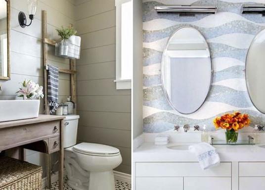 Идеи для оптимизации пространства маленькой ванной