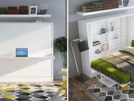 Кровати-трансформеры, экономия пространства и удобство