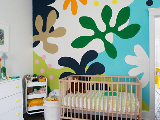 Лучшие современные эклектичные детские комнаты