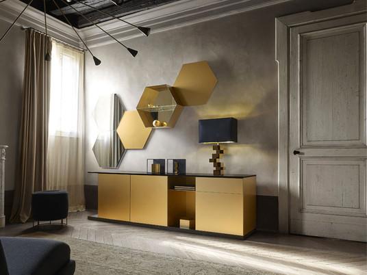 Функциональный и элегантный буфет Emera от Studio 28