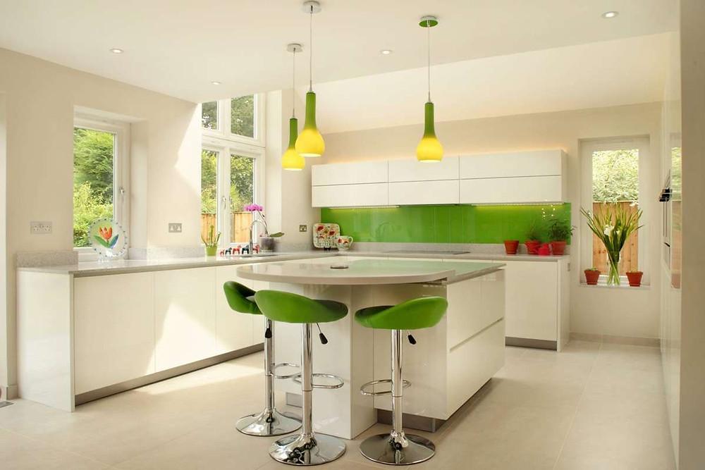 дизайн-зеленой-кухни