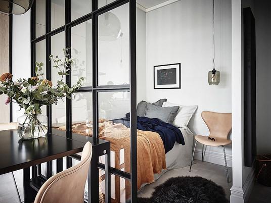 Лучшие уютные маленькие спальни