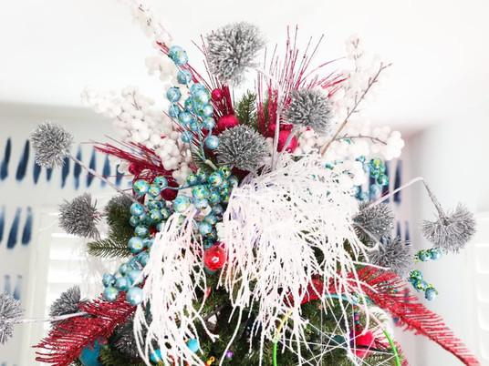 8 оригинальных идей для украшения верхушки вашей праздничной елки