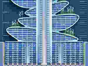 город-будущего-Shenzhen-китай