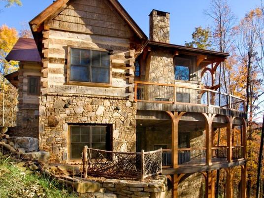 Лучшие деревянные дома по версии журнала Top Dreamer