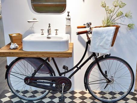 Новые вещи, которые вы можете сделать со старой мебелью