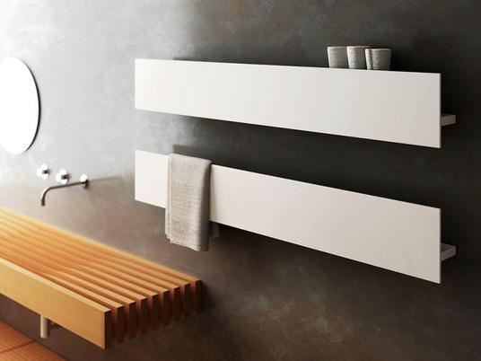 Декоративный и практичный элемент – полотенцесушитель