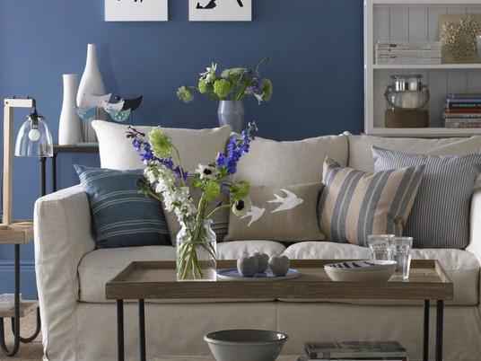 Как цвет в вашем дом может влиять на настроение