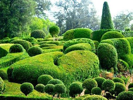 Сады Маркессак - прекрасные «висячие сады» Франции