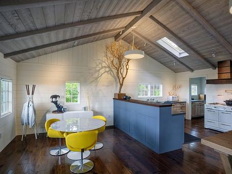 20 модных цветовых схем для кухни, которые вы могли пропустить