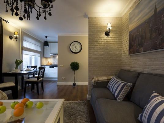 Удивительные идеи для дизайна квартир-студий