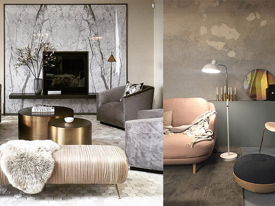 Мебель для гостиной 2018: тенденции, цвета, фотографии и советы