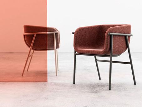 Компактное кресло Flora от студии Pastina