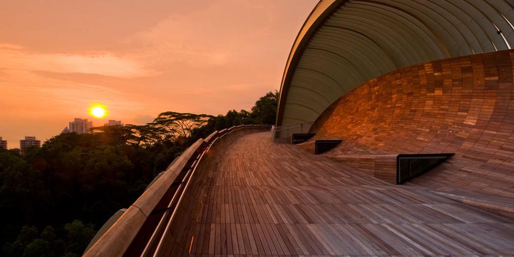 The-Southern-Ridges-Сингапур