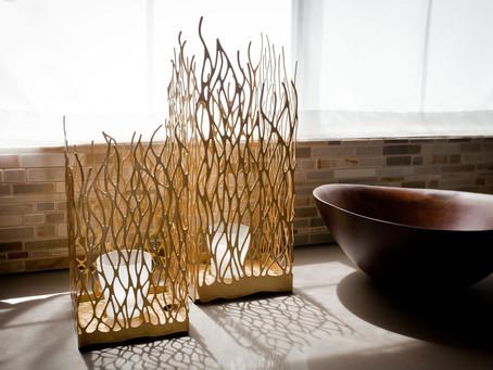 Напольные вазы: улучшаем или создаем своими руками