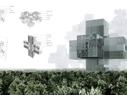 3D Город NeoTax