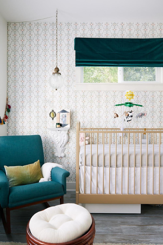 дизайн-интерьера-детская-эклектика