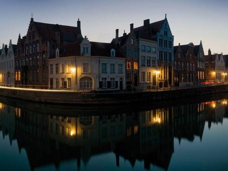 Брюгге – средневековый, таинственный и живописный