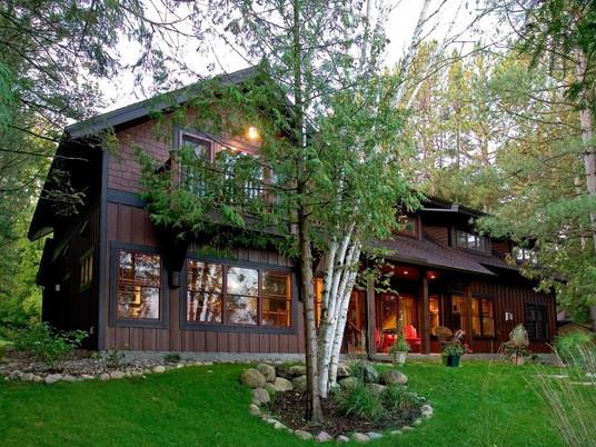 Защищаем деревянный дом от внешних воздействий
