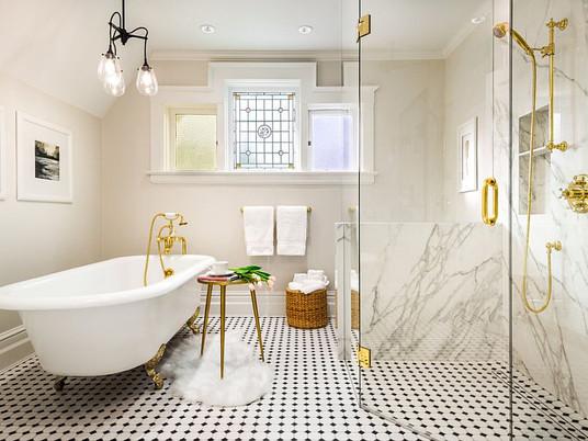 Лучшие тенденции весны 2018 года для изменения ванной комнаты