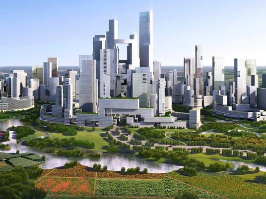 Великий город (Great city)