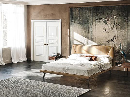 Современные кровати для вашей спальни