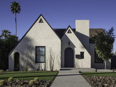 Удивительная реконструкция и расширение дома