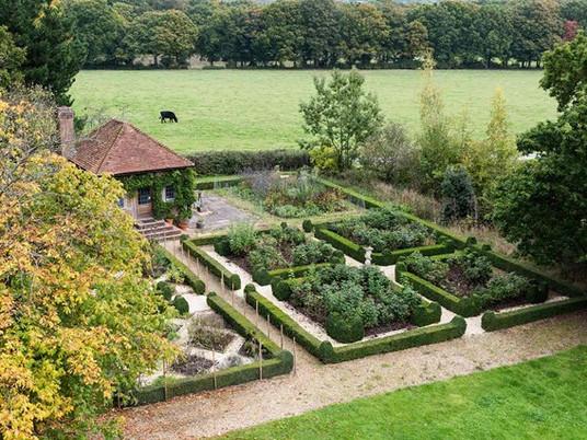 Прекрасные английские сады