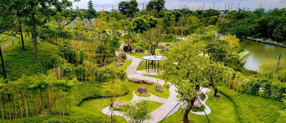 Gardens-by-the-Bay-Cингапур