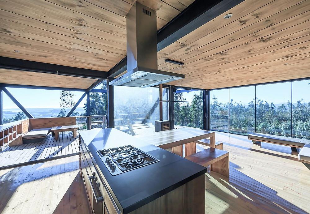 кухня-открытая-планировка
