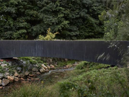 Уникальный мост из сверхвысокопрочного бетона