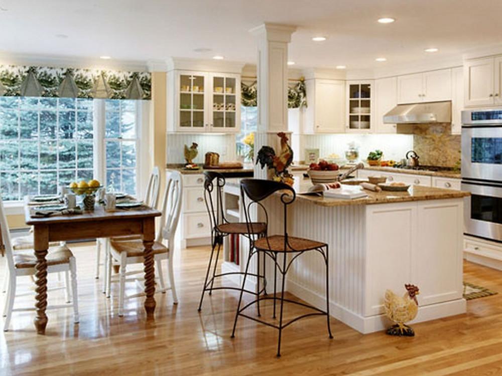 дизайн-кухни-в-стиле-Прованс