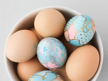 Светлый праздник Пасхи: идеи для декора