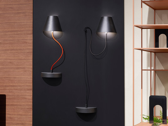 Магнитное искушение: лампа Lapilla от Debonademeo