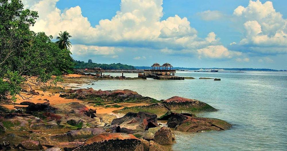 Pulau-Ubin-Сингапур