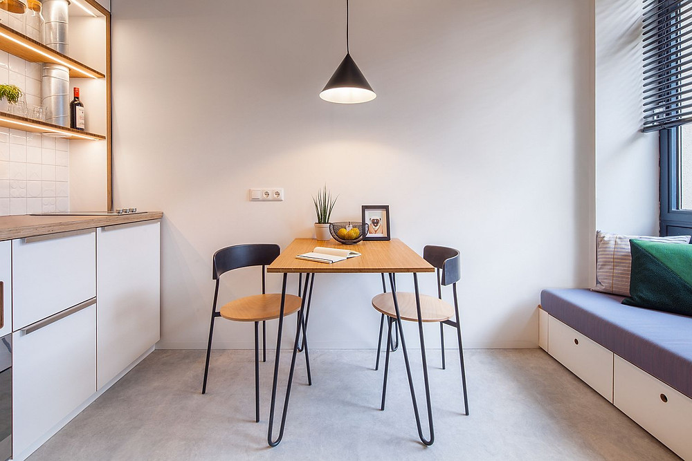 дизайн-квартиры-студии