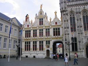 путешествие-Брюгге-Бельгия