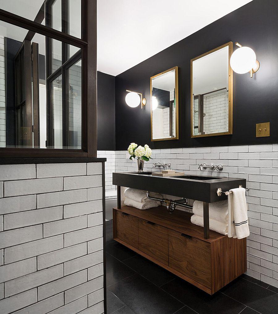 черный-цвет-в-ванной