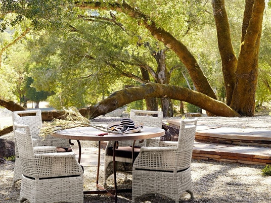 Идеи для заднего двора вашего загородного дома