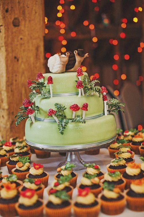 Оригинални сватбени торти