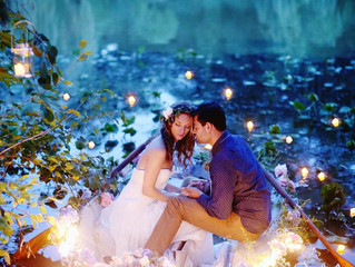 Топ 10 на най-оригиналните сватбени снимки (сватбена фотография)