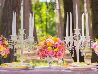 Сватба на открито: 13 грешки, които булките правят най-често