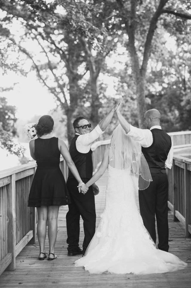 Кумове на сватба