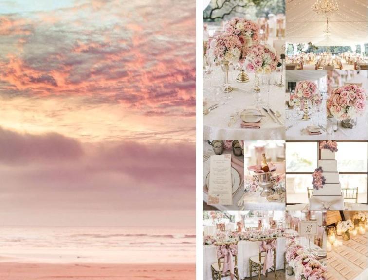 Blush сватба