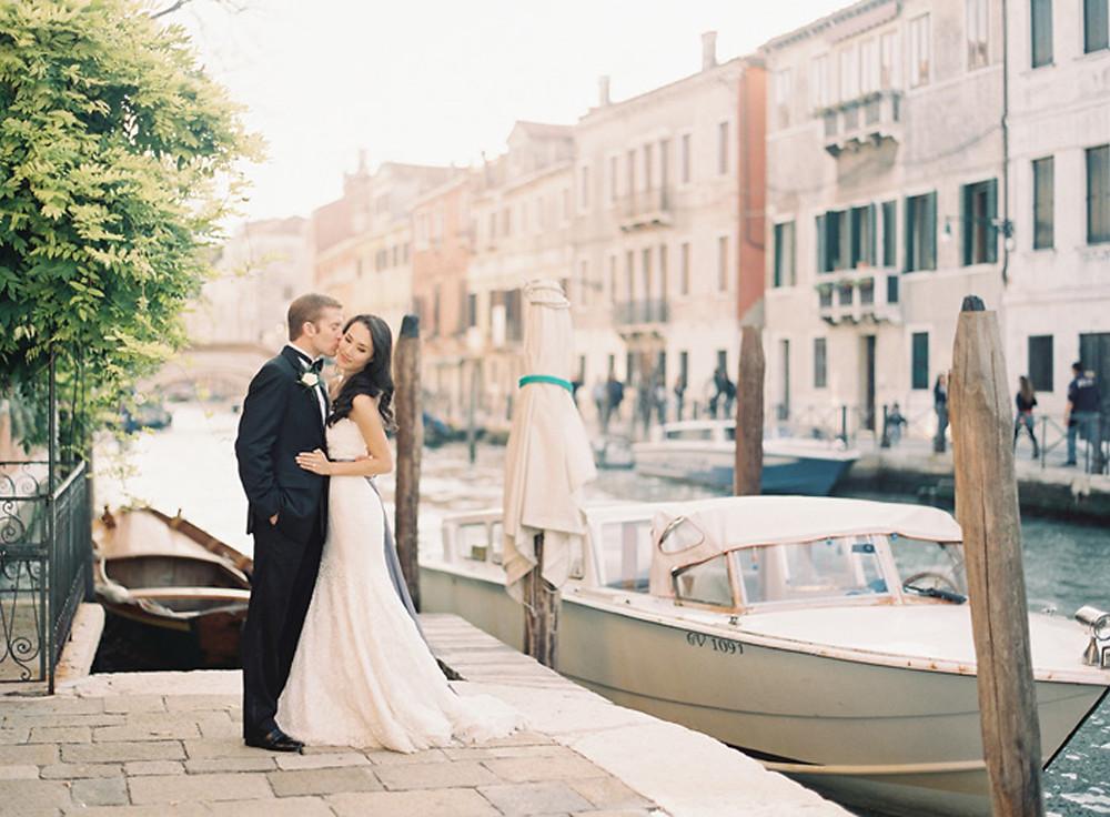 """Сватба във Венеция, сватбена агенция """"Мелодика"""""""