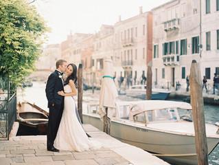 Пътеписите на един сватбен агент: Сватба във Венеция