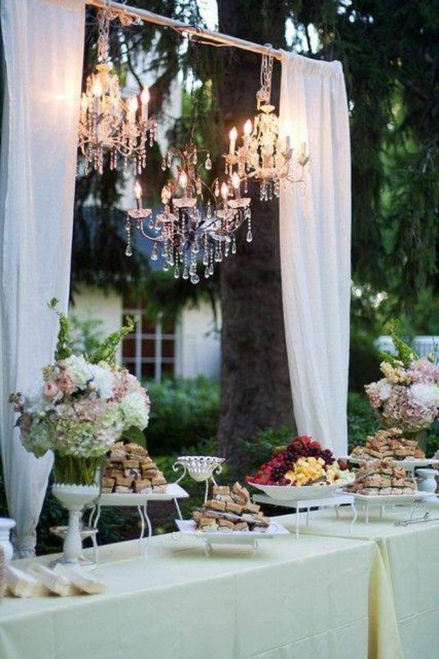Сватбени десерти