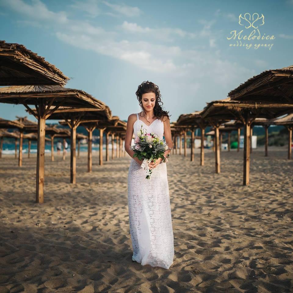 """Сватбена агенция """"Мелодика"""" сватба на море"""