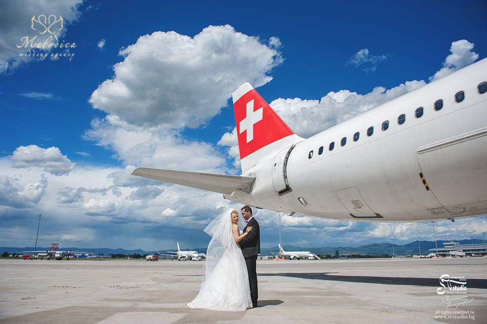 Нашите младоженци: Катерина и Стефан